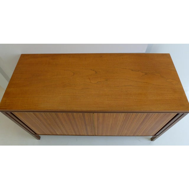 Tambour Front Cabinet by Edward Wormley - Image 6 of 11