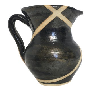 Handmade Studio Pottery Pitcher