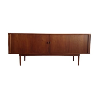 Danish Teak Credenza By Jens Quistgaard For Lovig