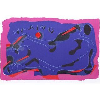 Galloping Horse (Homage a Marino) by Marino Marini