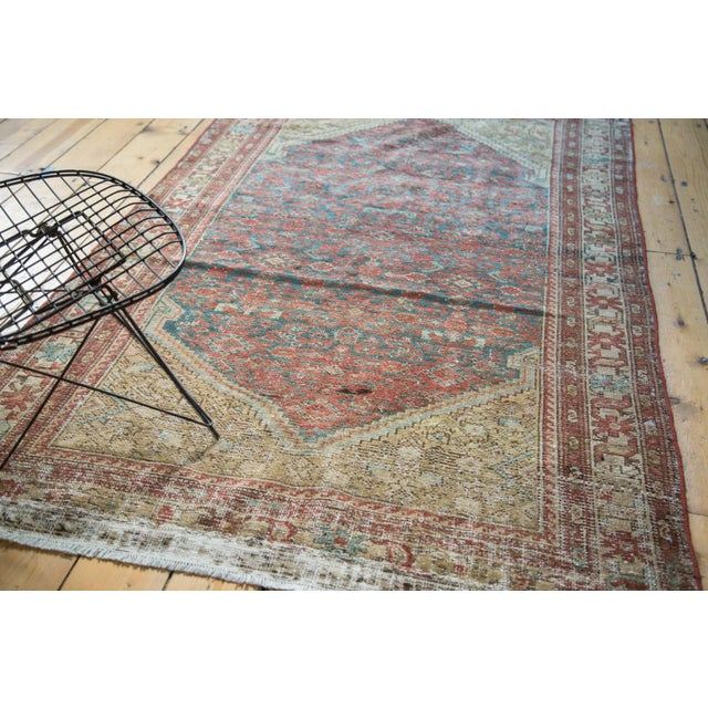 """Antique Malayer Rug - 4'1"""" x 6'7"""" - Image 2 of 10"""