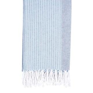 Luxe, Turquoise Turkish Towel