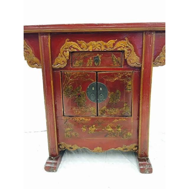Asian Altar Tables 107