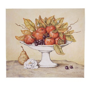 Persimmons Original Painting by Cookson