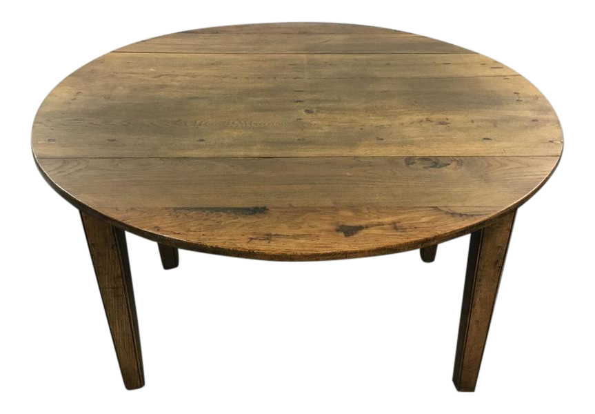 wood drop leaf dinner table chairish
