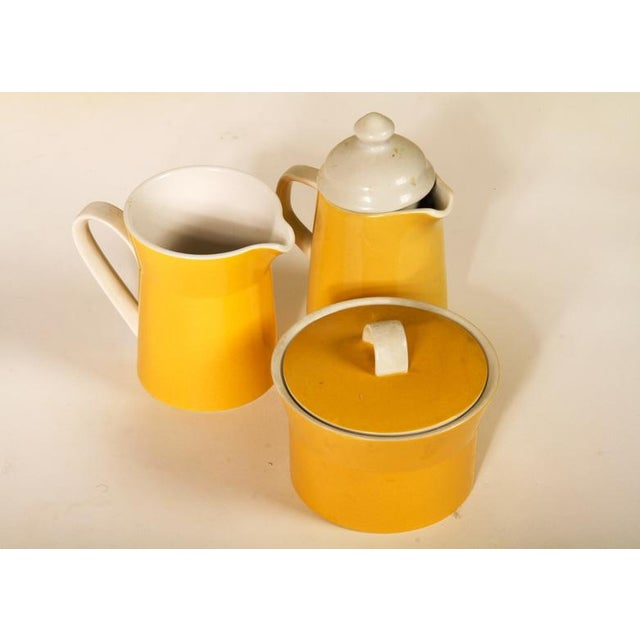 Image of Vintage Mikasa Duplex by Ben Seibel Dishes- S/39