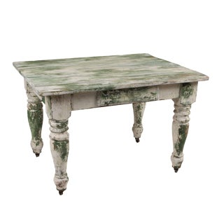 Bullock Farmhouse Oak Work Table