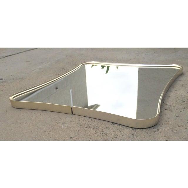 Vintage Amoeba Vanity Wall Mirror by Contemporary - Image 5 of 8