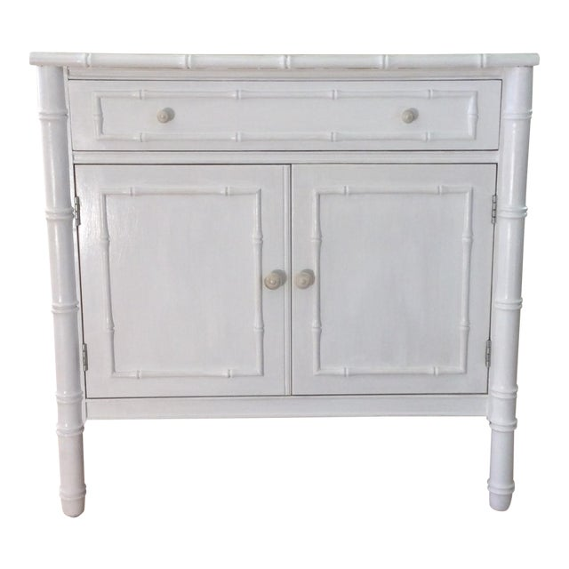 Thomasville Faux Bamboo Sideboard - Image 1 of 3