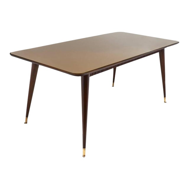 Italian Mid-Century Modern Dining Table - Image 1 of 11