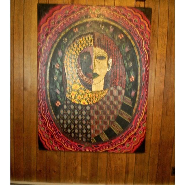 Oronzo Gasparo Fazzoletto Italiano Painting - Image 2 of 7