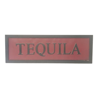 Tequila Bar Sign