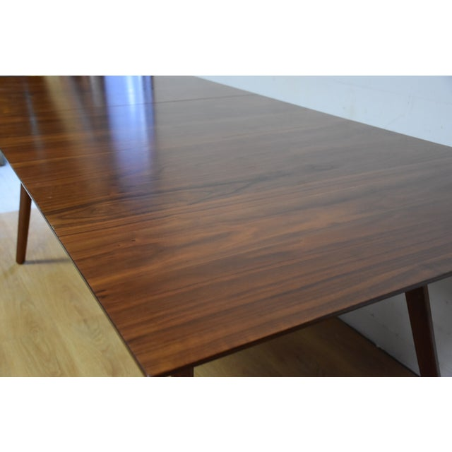 Walnut Dining Table - Image 10 of 11