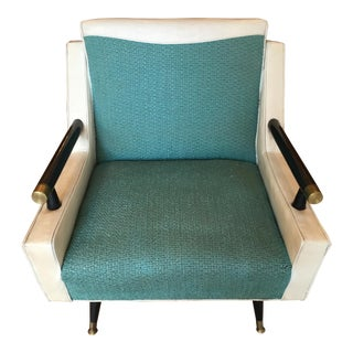Mid Century Atomic Era Club Chair
