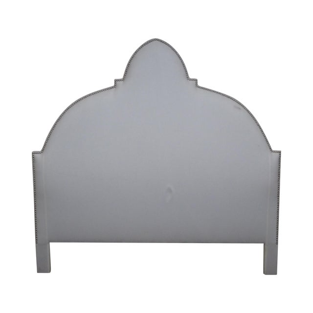 Avery Boardman Upholstered Queen Size Headboard - Image 1 of 10