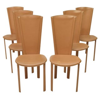 Italian Mid-Century Dining Chairs - Set of 6