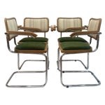 Image of Marcel Breuer Cesca Chairs by Knoll - Set of 4