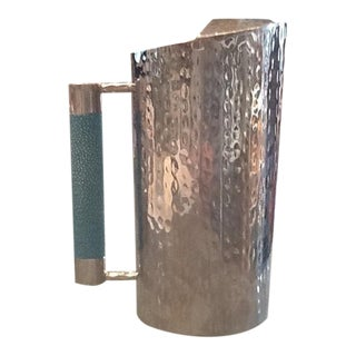 Vivo Hammered Stainless Pitcher