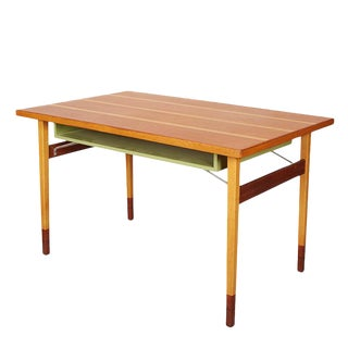 Danish Teak Partners Desk
