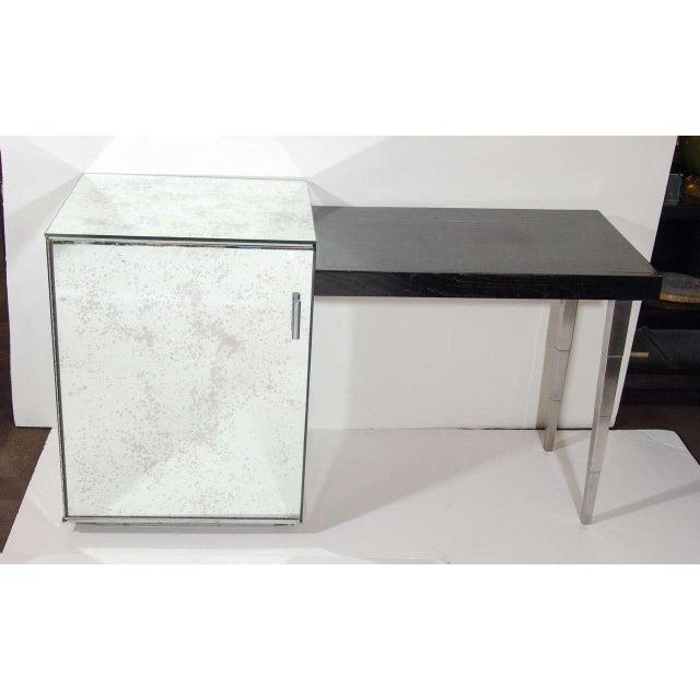 Art Deco Vanity Table and Desk by Robsjohn-Gibbings for Widdicomb - Image 2 of 7