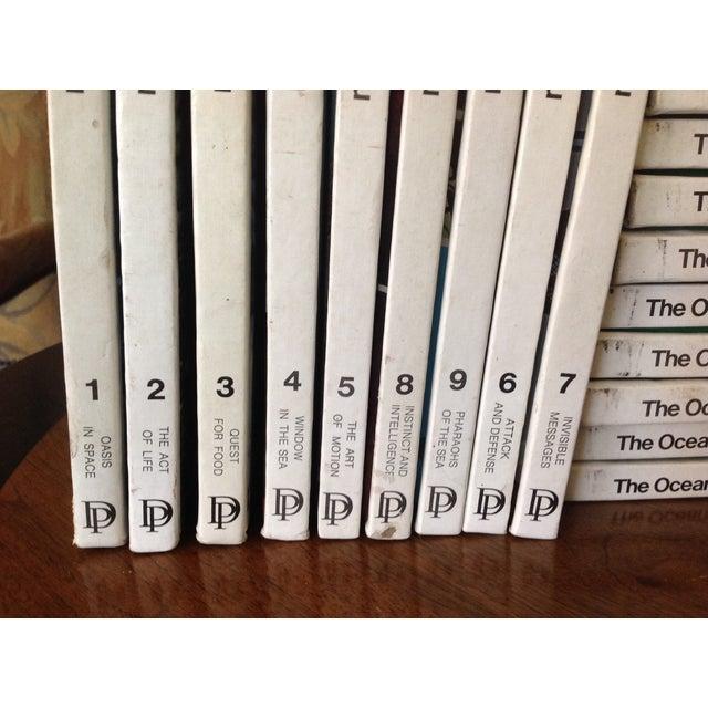 Vintage Jacques Cousteau Volume Books - Set of 20 - Image 4 of 6