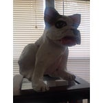 Image of Modernist Paper Mâché Pop Art Dog Sculpture