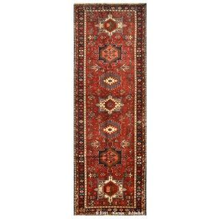 Vintage Persian Karaje Rug - 2'10''x 8'9''