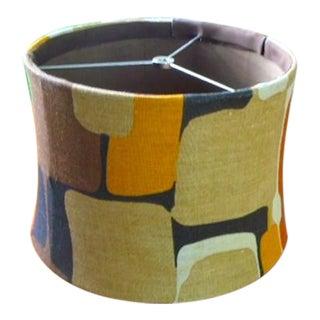 Mid-Century Handmade Lampshade