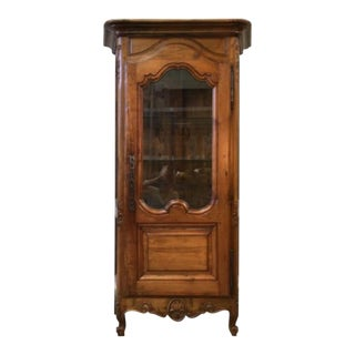 Antique French Curio Cabinet China Cabinet Display Cabinet