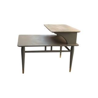 Mid Century Repainted Table