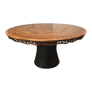 New Martin Pierce Hedgerow Circular Dining Table