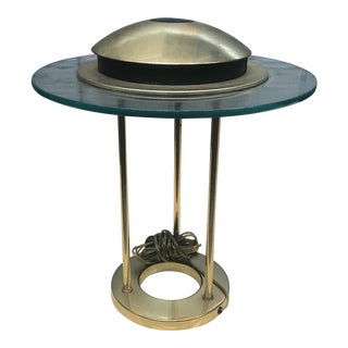 Robert Sonneman Brass Table Lamp