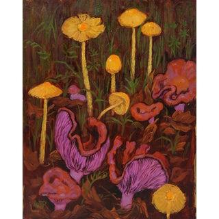 Forest Mushroom Still Life
