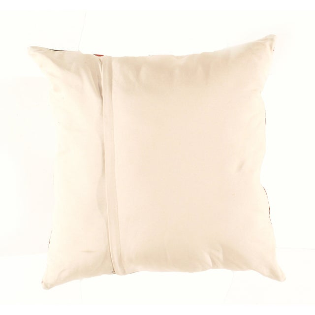 Vintage Kilim Pillow - 2' X 2' - Image 3 of 3