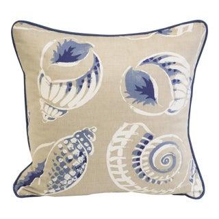 Manuel Canovas Linen Throw Pillow