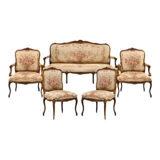 Aubusson Parlor Suite