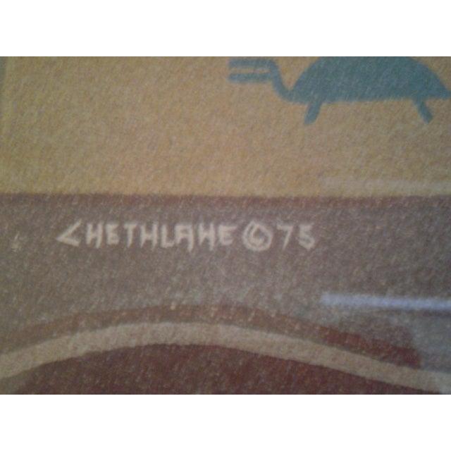 Image of 1975 Chethlahe Paladin Signed Proof
