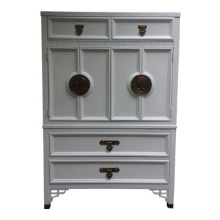 "Four Drawer Dixie Shangri-La ""Door Chest"""