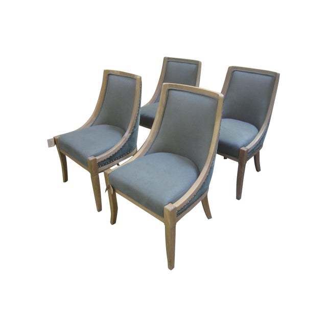 Empire Dining Chairs - Set of 4 - Image 1 of 7