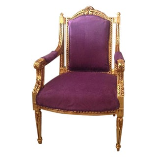 Louis XVI Style Chair