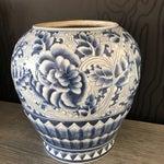 Image of Chinese Blue & White Porcelain Vase