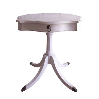Bell & Finch Octagonal Pedestal Table