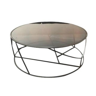 Ted Borner Thicket Circular Coffee Table