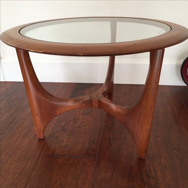 Adrian pearsall mid century side table chairish for Table induction 71 x 52