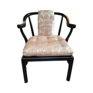 Heritage Chinoiserie Accent Chair