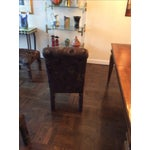 Image of Upholstered Dining Room Chairs - 8
