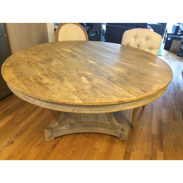 Image of Abc Home Reclaimed Wood Dining Table