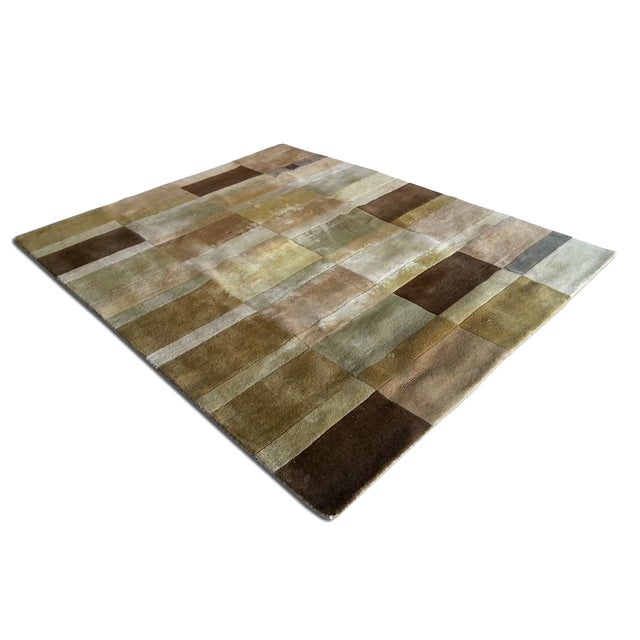 Hand Tufted Wool Rug - 8' X 10' - Image 3 of 3