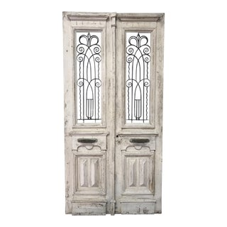 French Architectural Doors - A Pair