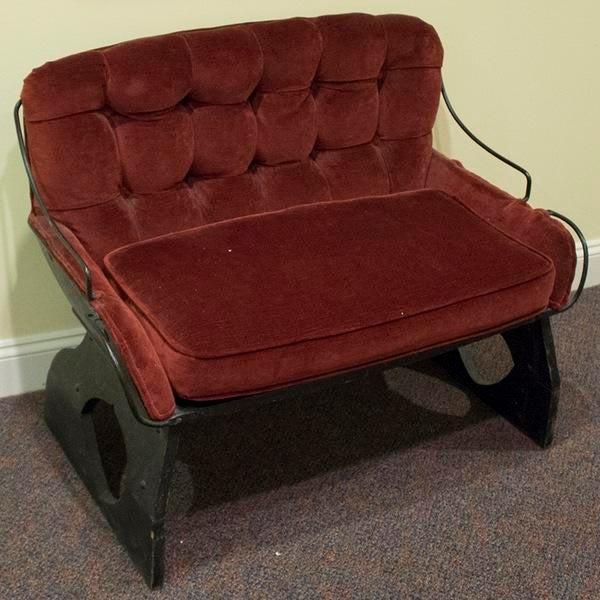 Antique Sleigh Bench Chairish